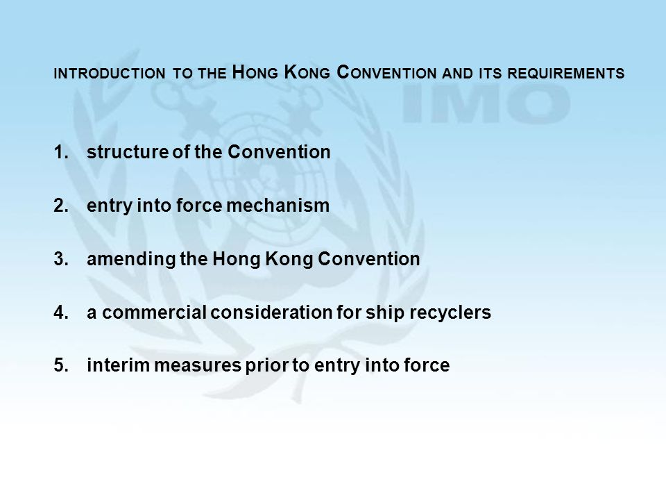 Work plan and proposed schedule for the development of the guidelines associated with the Hong Kong Convention ***