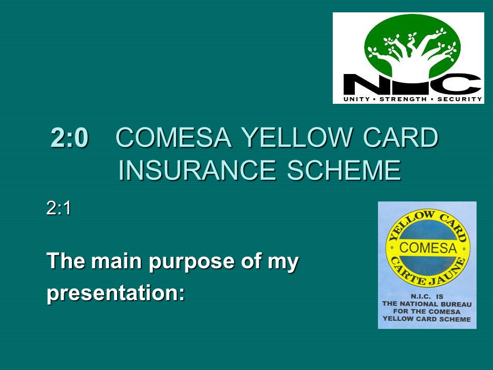 COMESA Continued…… Is to share experience on available regional insurance scheme which is shared by member countries under COMESA.Is to share experience on available regional insurance scheme which is shared by member countries under COMESA.