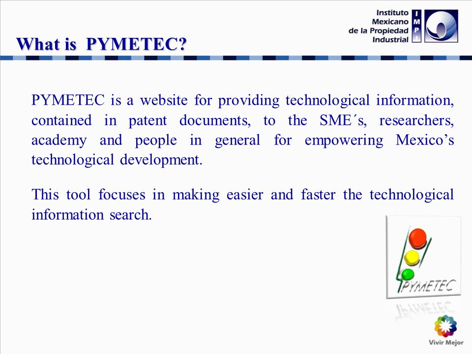 What is PYMETEC.