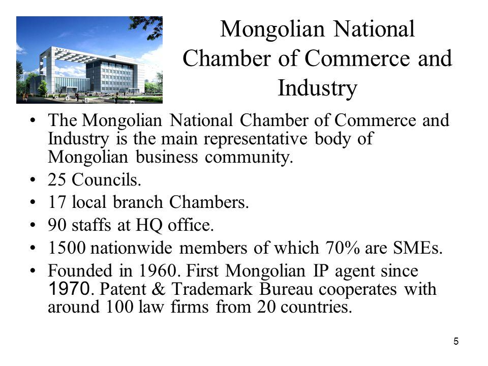 26 Summary MNCCI – the main representative body of Mongolian business community.
