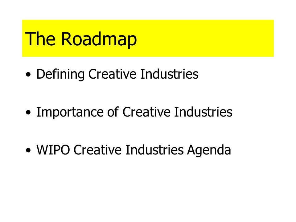 Importance of Creative Industries contd.