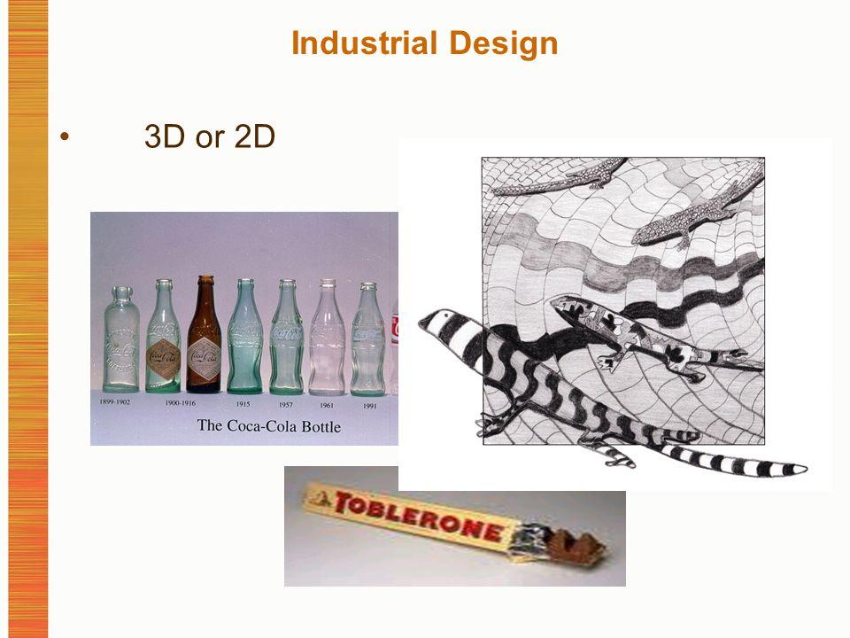Industrial Design 3D or 2D