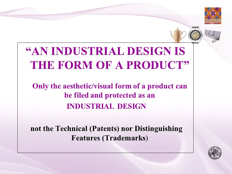 INDUSTRIAL DESIGN (2D - Two dimension)