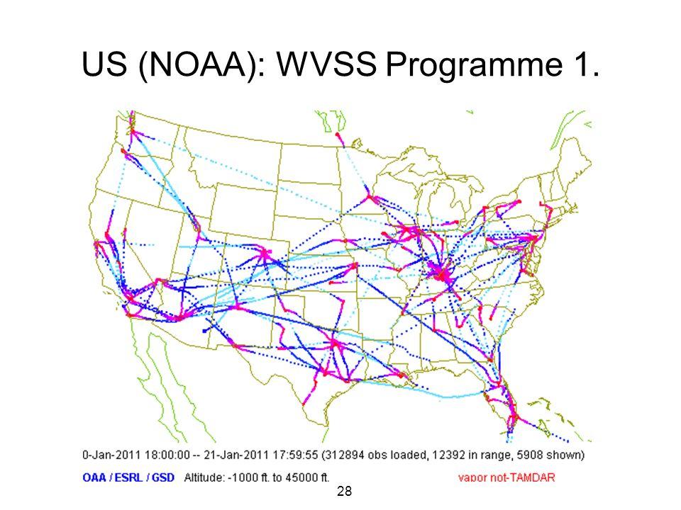 28 US (NOAA): WVSS Programme 1.