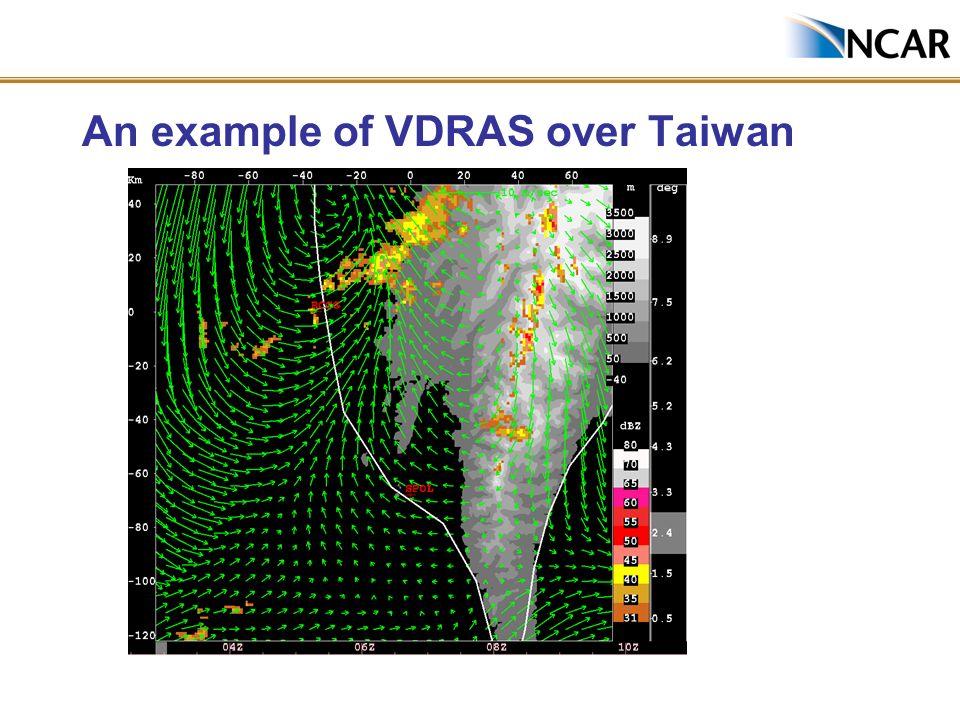 No radar DAWith radar DA Frequency of updraft helicity over a 6hr ensemble forecast WRF/DART EnKF storm-scale data assimilation June 12 2009 over Front Range region