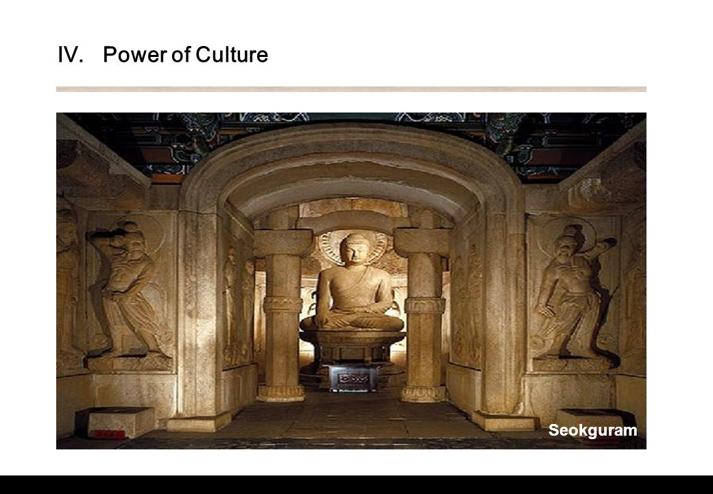 Great Culture Great University 8 / 25 III. Understanding of the Korean Traditional Culture Historys progress The process of overcoming the cultural li