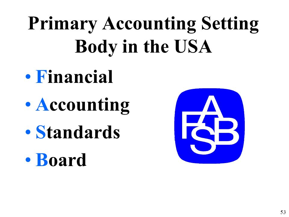 52 What is financial accounting supposed to accomplish? Provide the the most useful financial information for… Decision Making