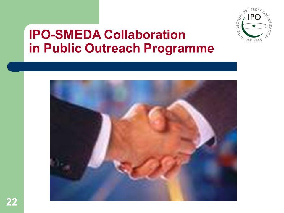 22 IPO-SMEDA Collaboration in Public Outreach Programme