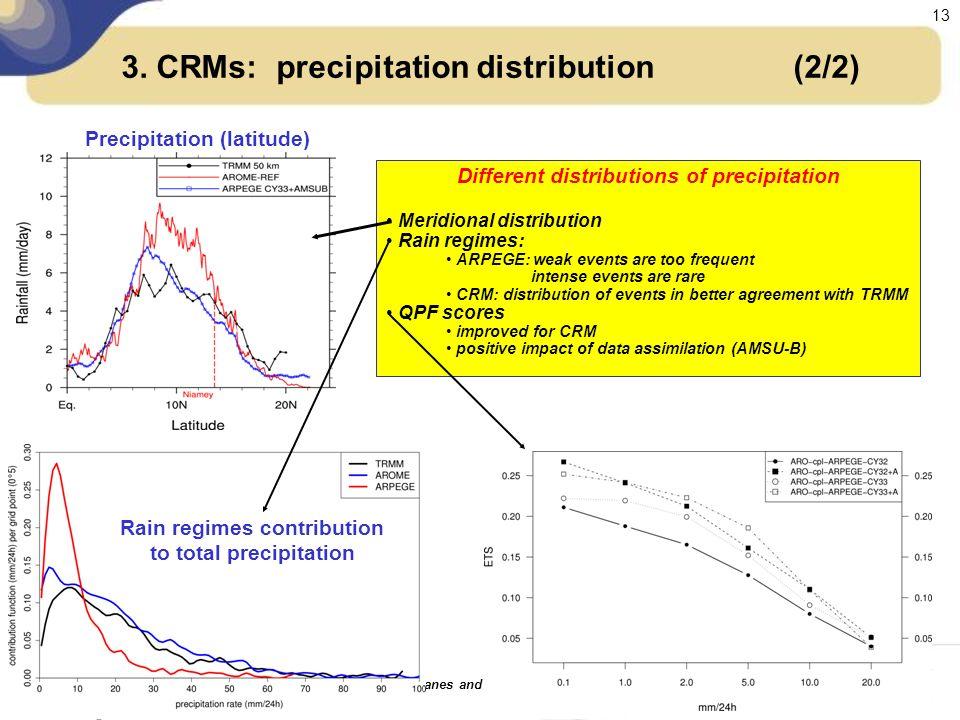 évaluation AERES 15-17 janvier 2008 13 3.
