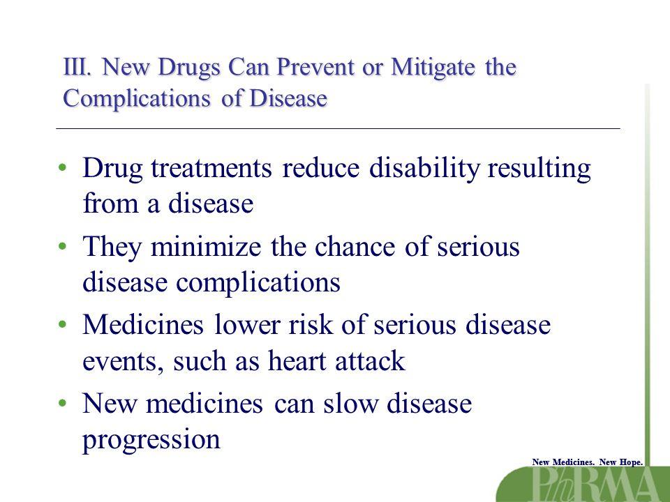 New Medicines. New Hope. III.