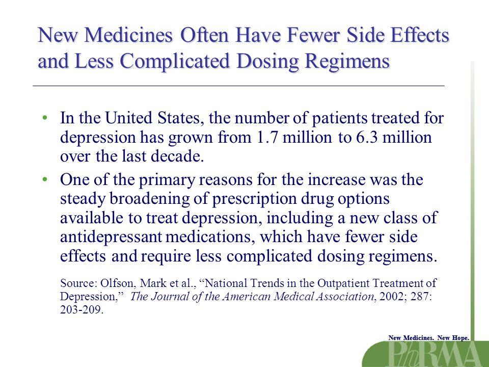 New Medicines. New Hope.