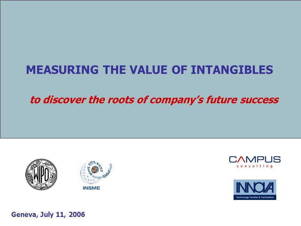 2 When we want to assess future potential of a company, what shall we look at.
