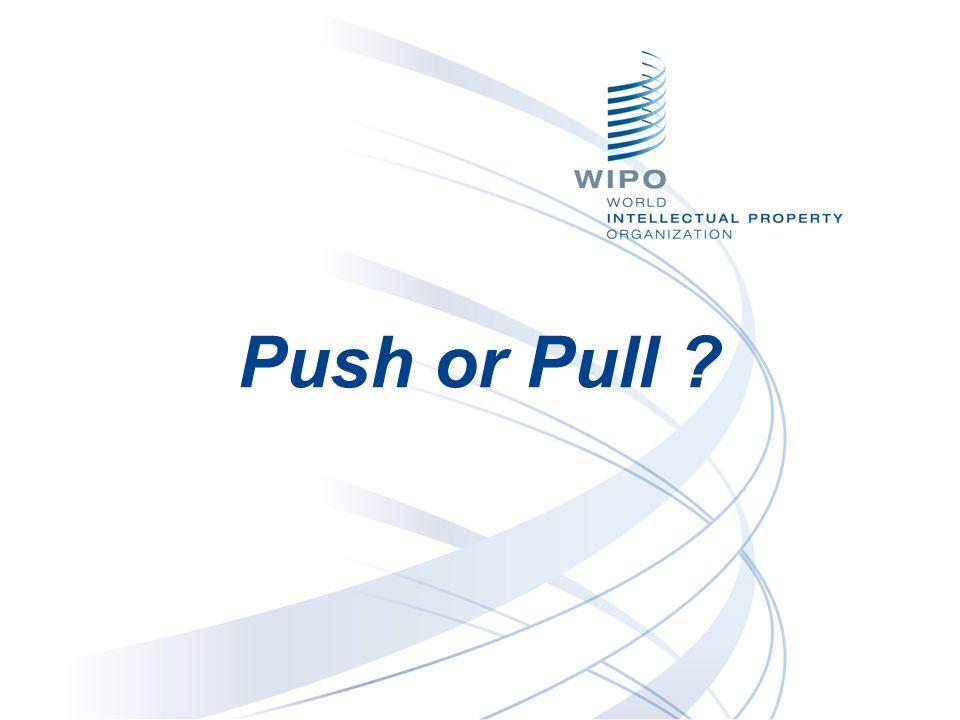 Push or Pull ?