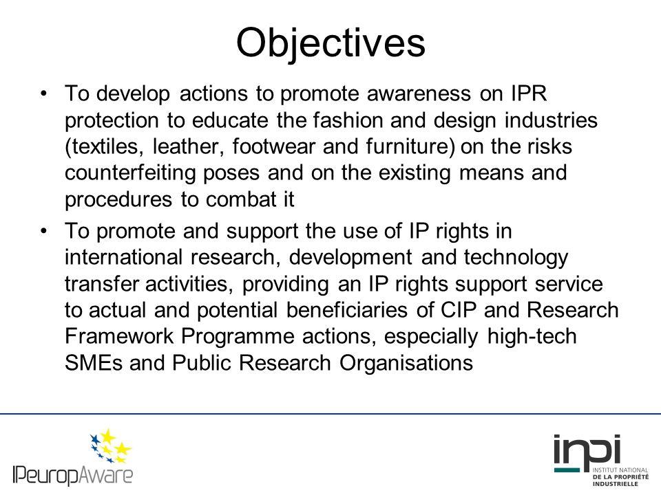 Results - IPR Helpdesk services Website.