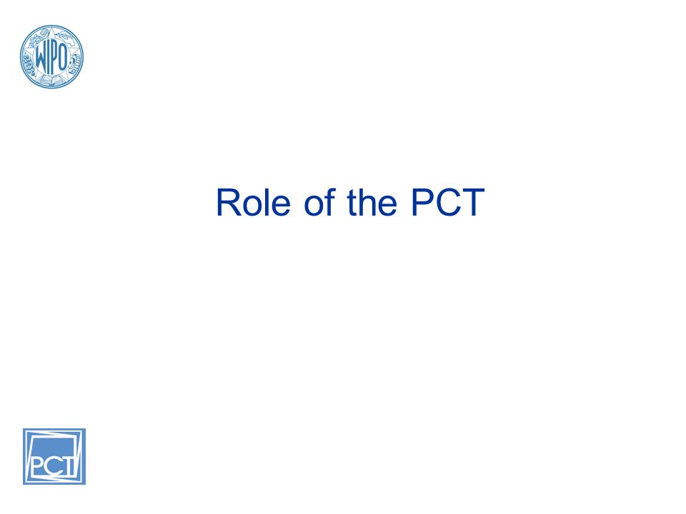 Role of the PCT