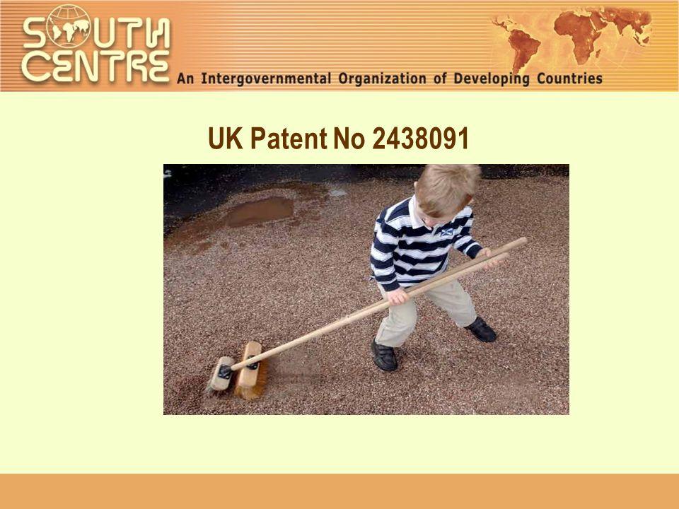 UK Patent No 2438091