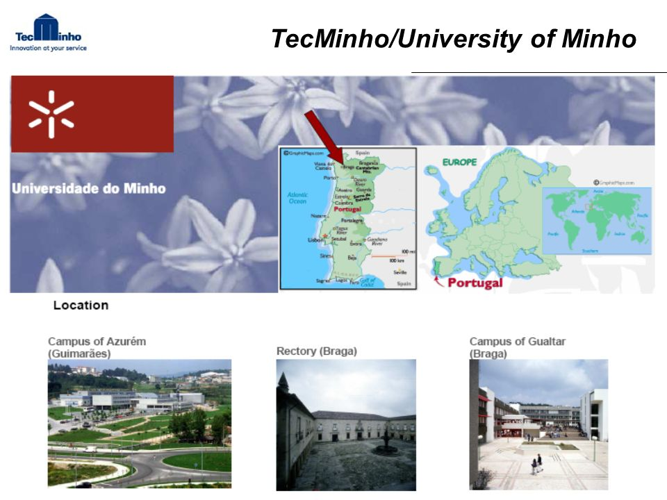 TecMinho/University of Minho