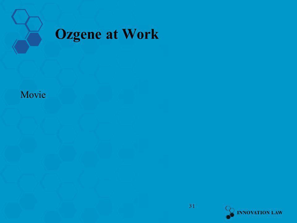 31 Ozgene at Work Movie