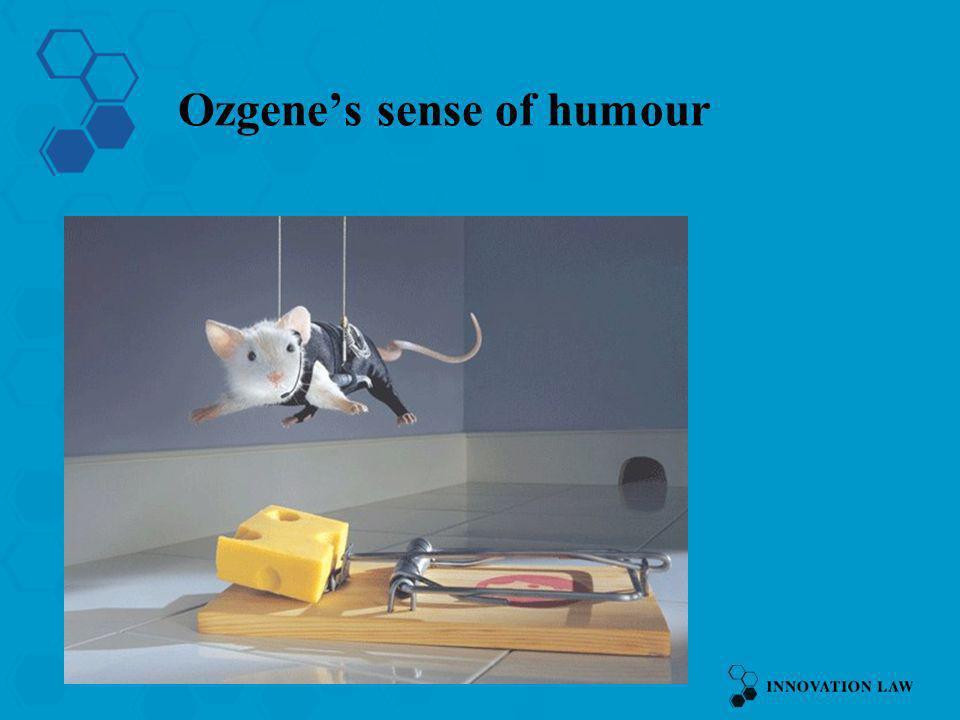 58 Ozgenes sense of humour