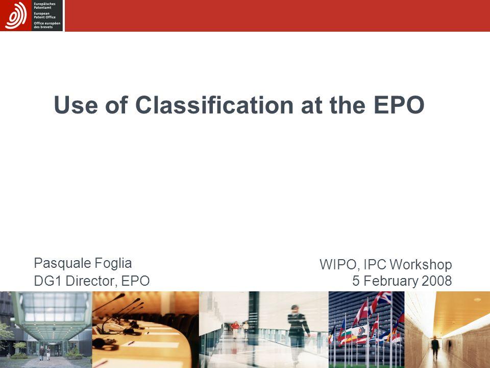% of EPO Search Reports citing CN, KR docs 800 EPO Citation Statistics