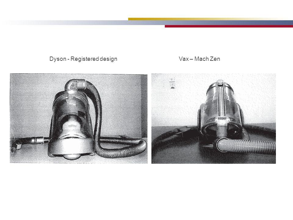 Dyson - Registered designVax – Mach Zen