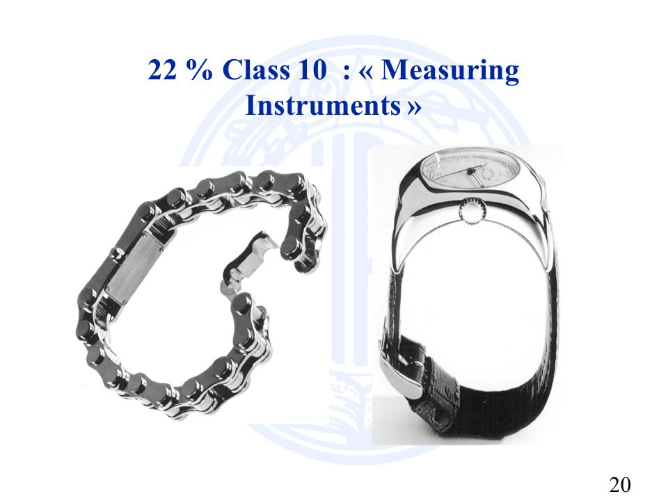 20 22 % Class 10 : « Measuring Instruments »