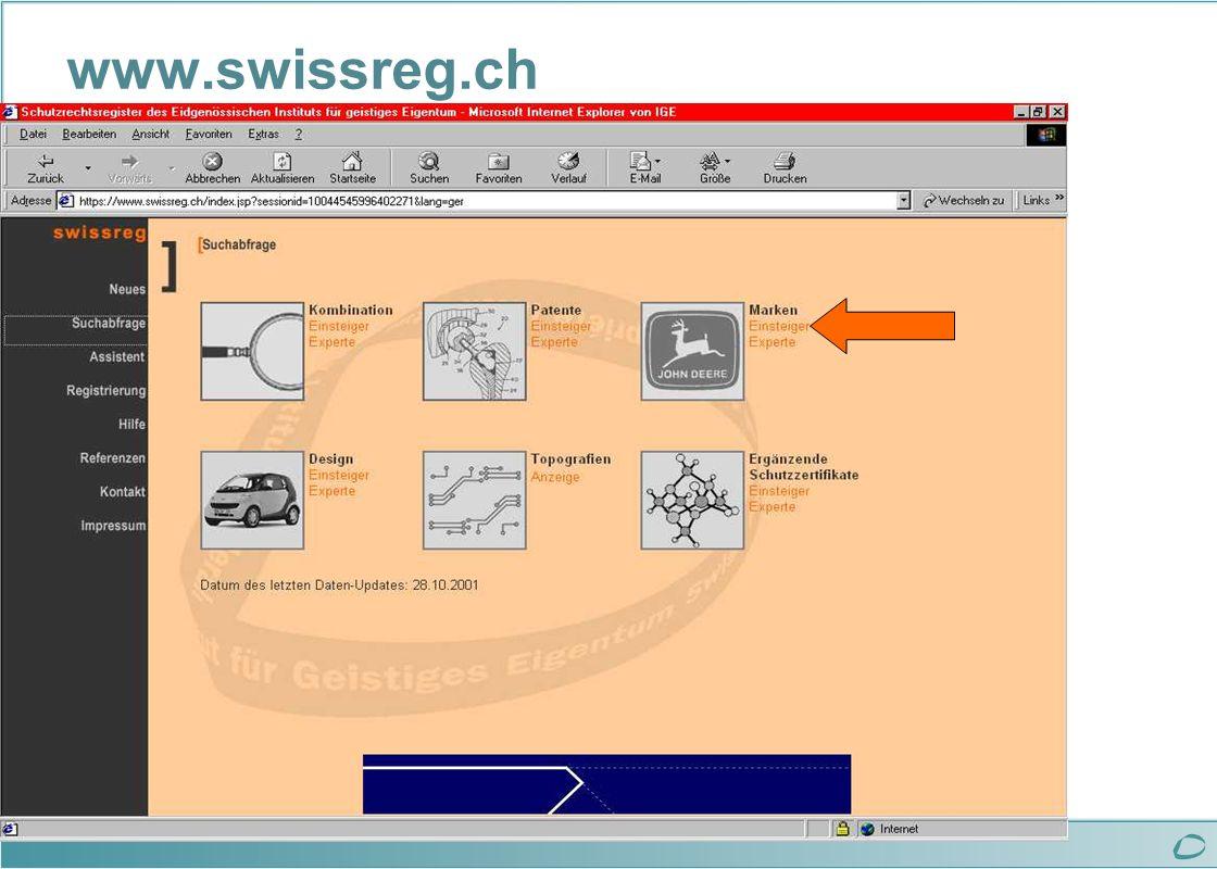 www.swissreg.ch