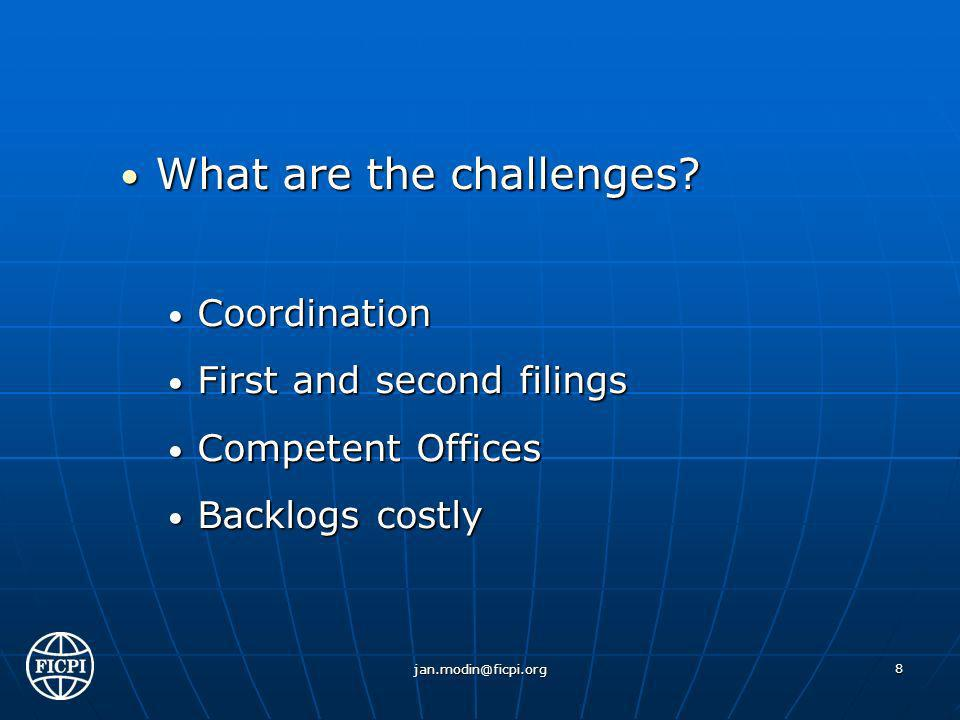 What are the challenges. What are the challenges.