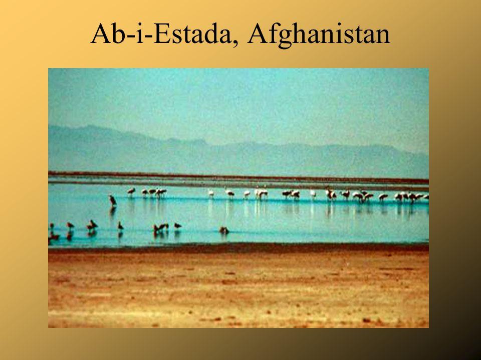 Ab-i-Estada, Afghanistan