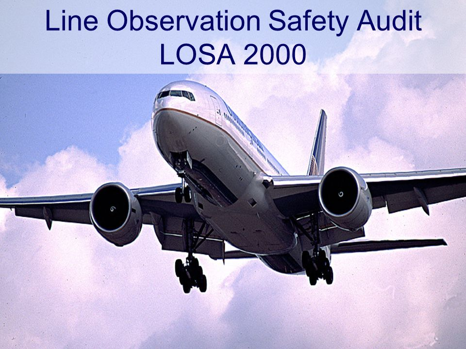 Continental Airlines, Feb 2007 Line Observation Safety Audit LOSA 2000