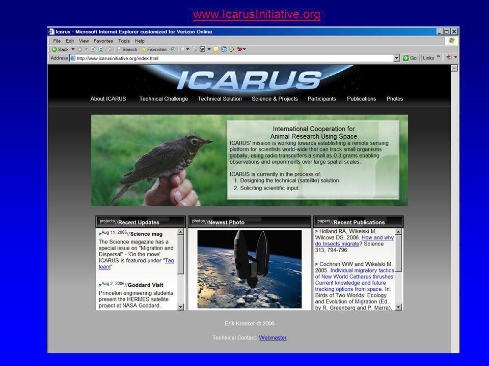 www.IcarusInitiative.org