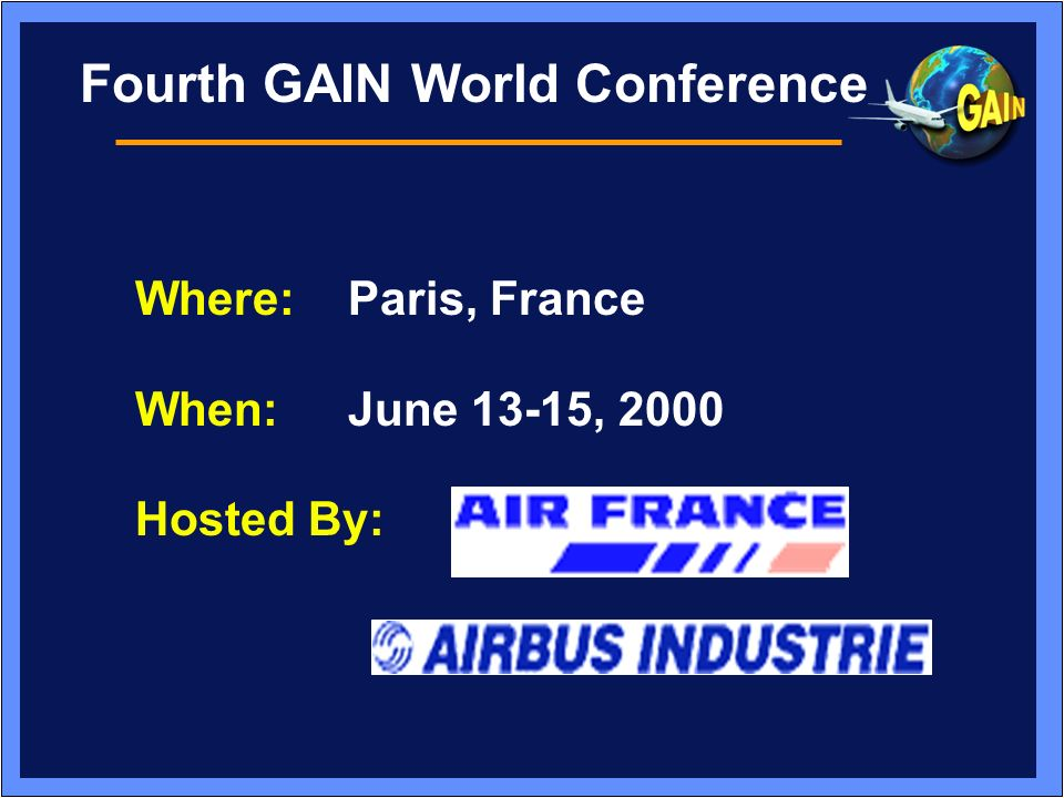 Working Groups Working Group A – Aviation Operator Safety Practices Working Group B – Analytical Methods and Tools Working Group C – Global Informatio
