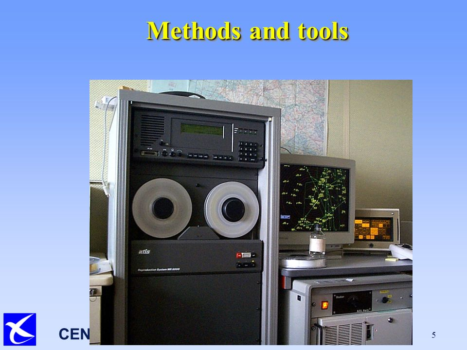 CENA 5 Methods and tools