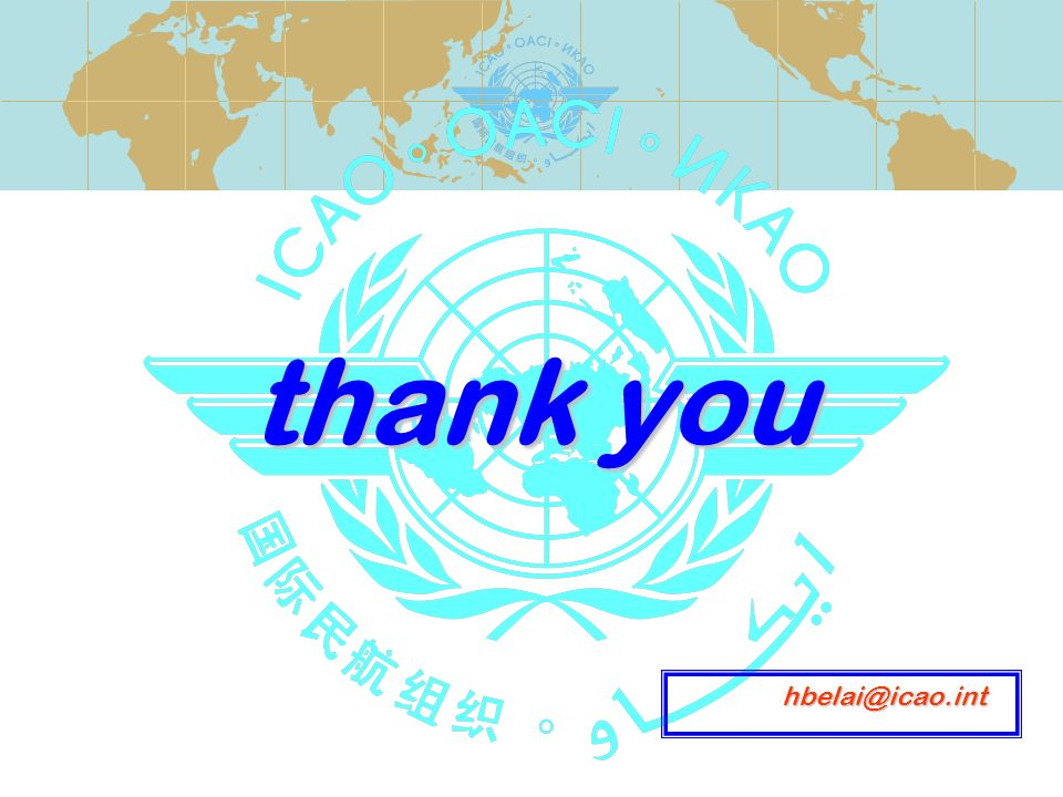 thank you hbelai@icao.int