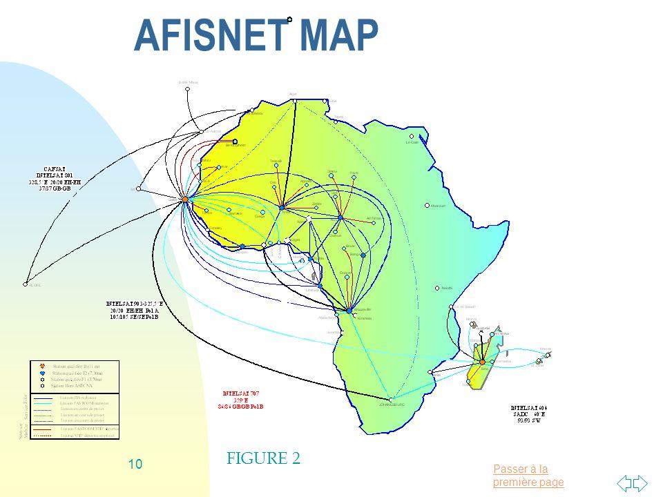 Passer à la première page 10 AFISNET MAP FIGURE 2