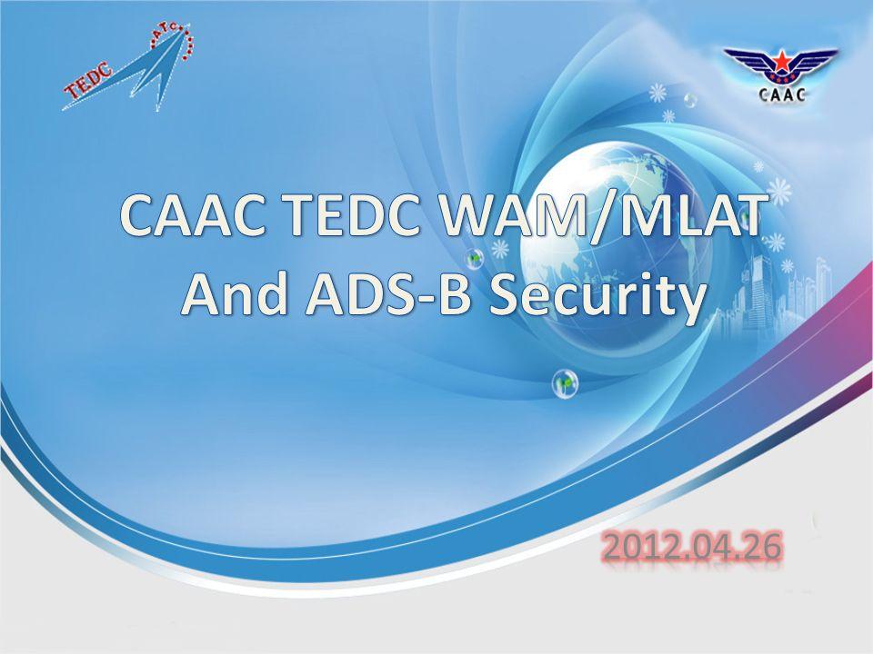 ADS-B Security ADS-B