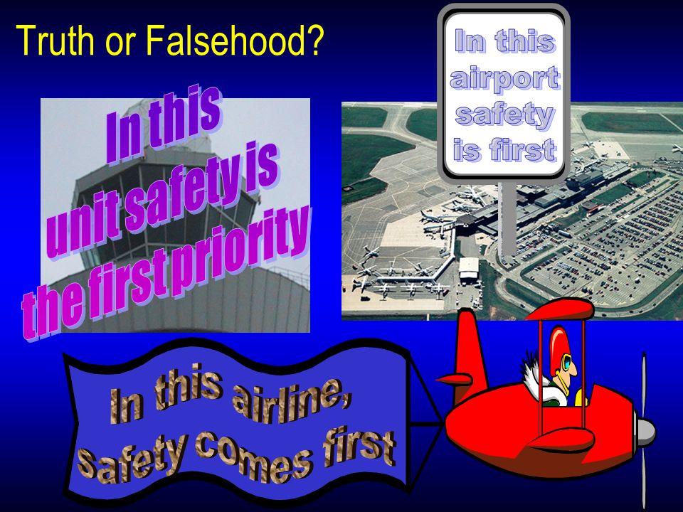 Truth or Falsehood?