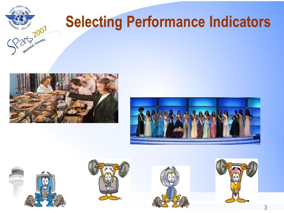 3 Selecting Performance Indicators