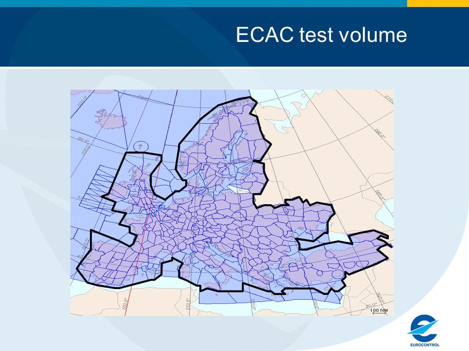 ECAC test volume