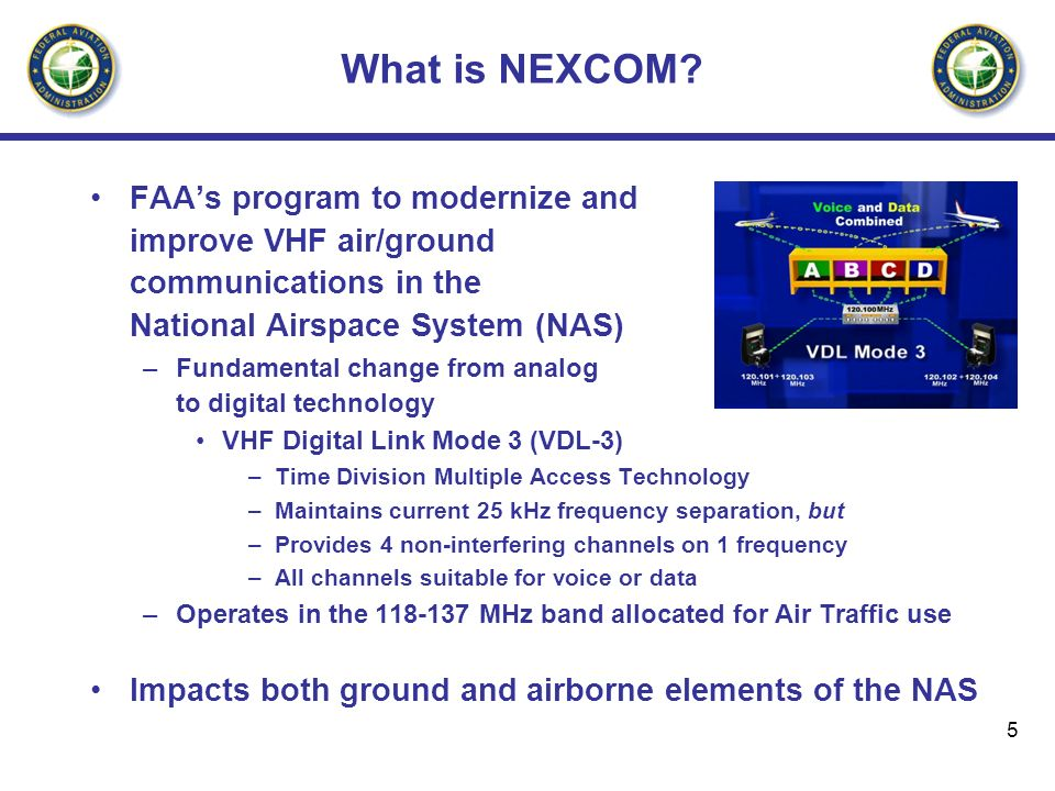 5 What is NEXCOM.