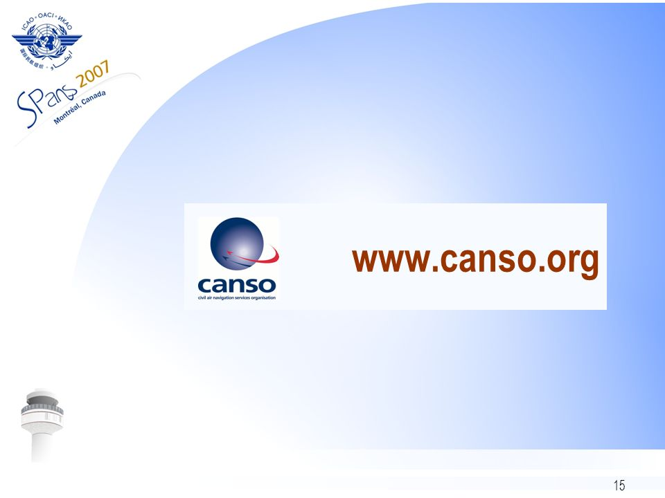 15 www.canso.org