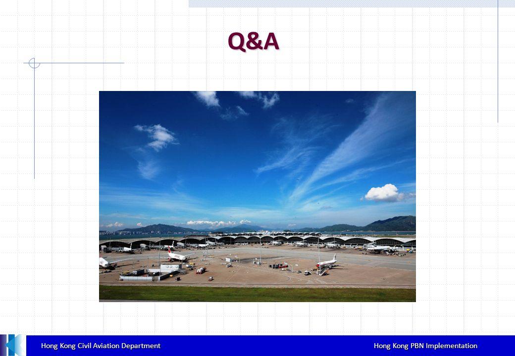 Hong Kong Civil Aviation Department Hong Kong PBN Implementation Hong Kong Civil Aviation Department Hong Kong PBN Implementation Q&A