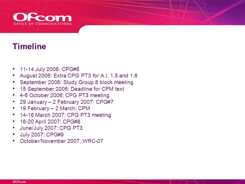 ©Ofcom Contact details: :: Stephen Bond International Policy Advisor Direct line: +44 20 7783 4295 Mobile: +44 7785 312204 steve.bond@ofcom.org.uk :: Ofcom Riverside House 2a Southwark Bridge Road London SE1 9HA 020 7891 3000 www.ofcom.org.uk