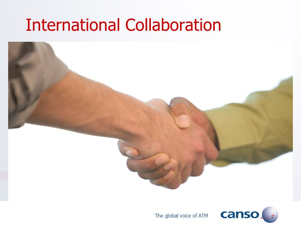The global voice of ATM International Collaboration