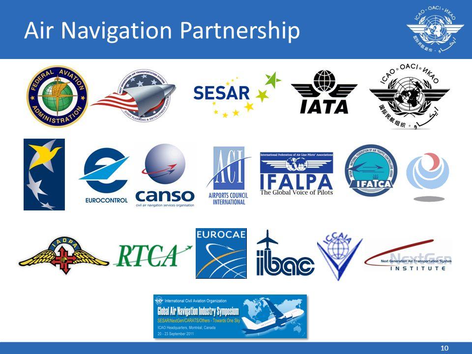 Air Navigation Partnership 10