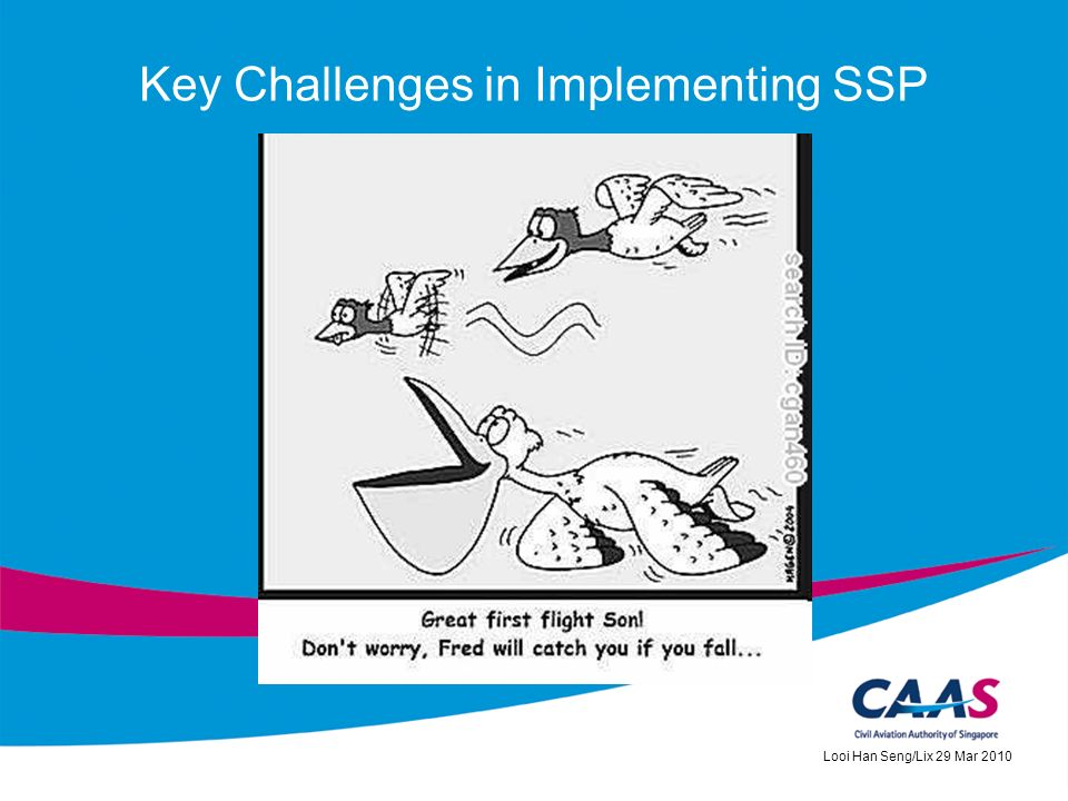 Key Challenges in Implementing SSP