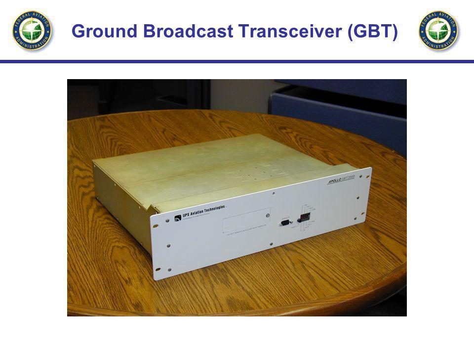 Ground Broadcast Transceiver (GBT)