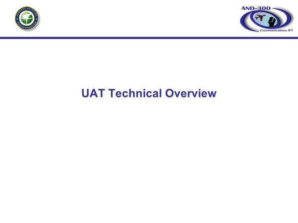 UAT Technical Overview