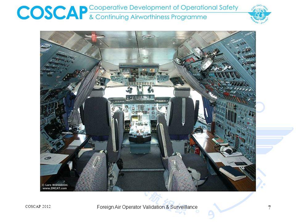7 Foreign Air Operator Validation & Surveillance
