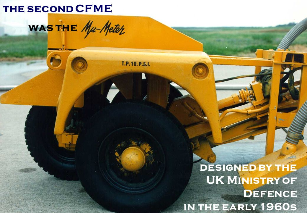 the second CFME designed by the UK Ministry of Defence in the early 1960s was the